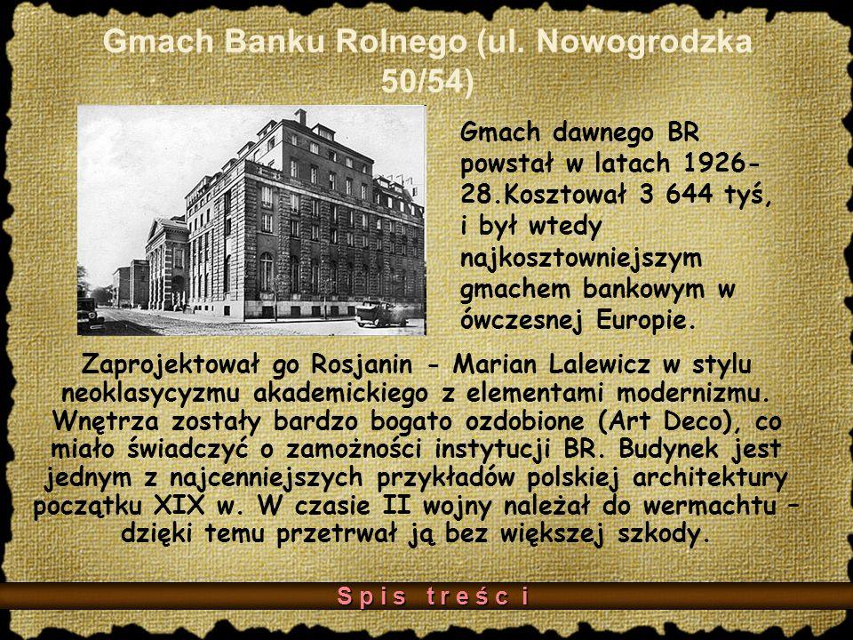 Gmach Banku Rolnego (ul.