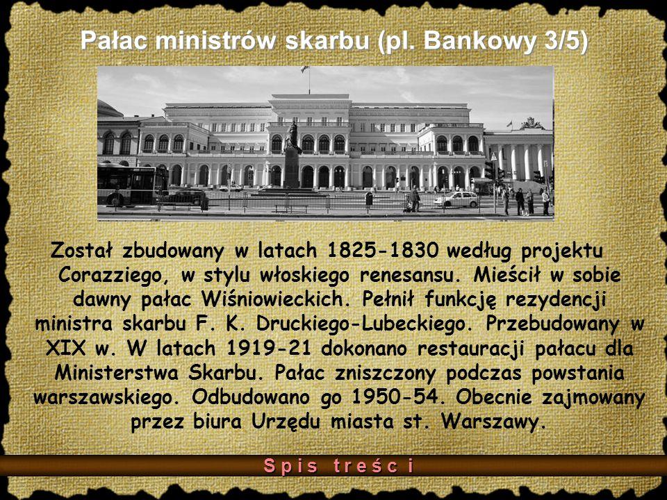 Pałac ministrów skarbu (pl.