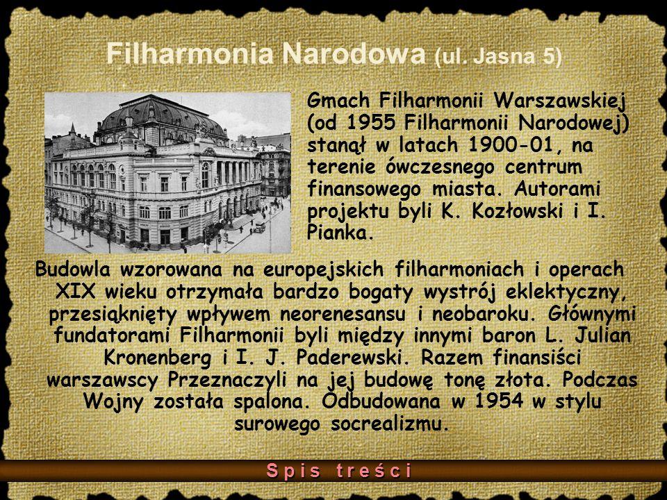 Filharmonia Narodowa (ul.