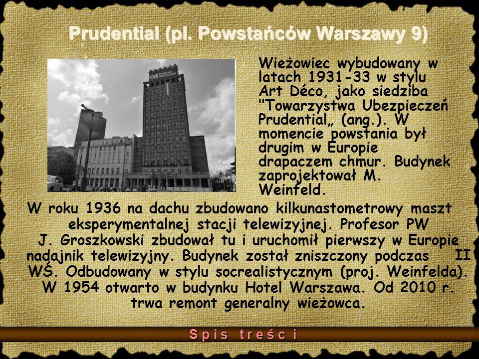 Prudential (pl.