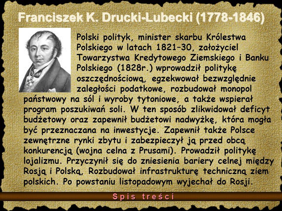 Eugeniusz Kwiatkowski (1888-1974) Polski wicepremier, minister skarbu, przemysłu i handlu.