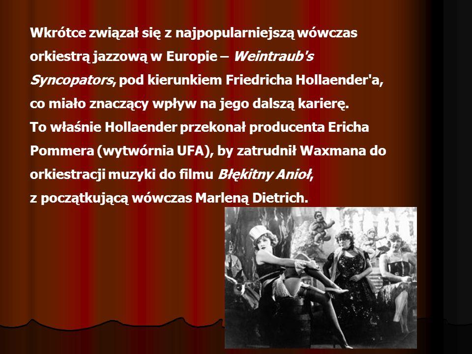 Sukces filmu pomógł Franzowi w założeniu rodziny.W 1934 roku poślubił Alice Schachmann.
