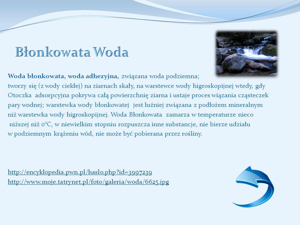 Klasy jakości wód – sposób oceny stanu jakościowego wód stosowany w Polsce.