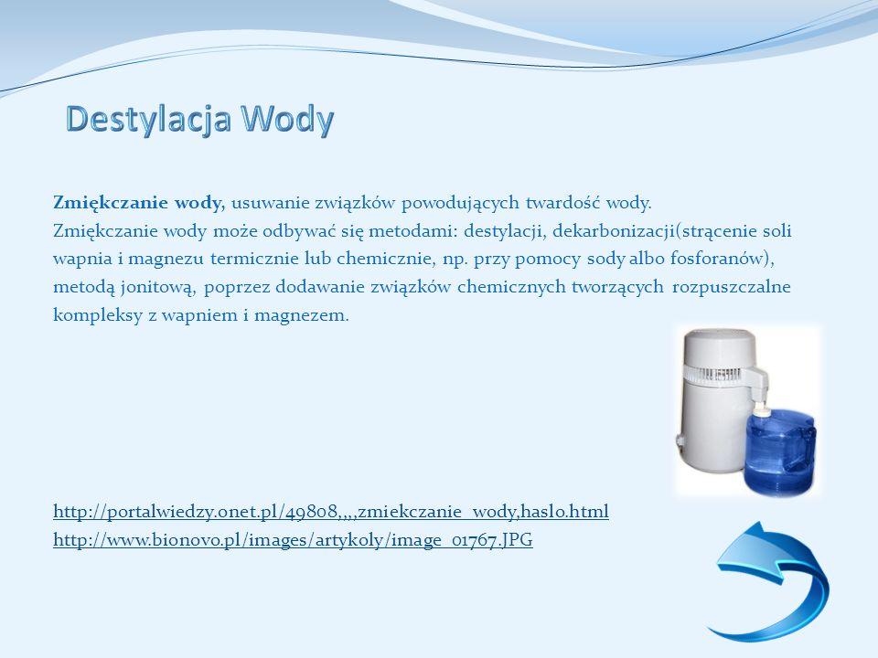 Woda pogazowa – uboczny produkt otrzymywany w procesie suchej destylacji węgla (koksowanie węgla).