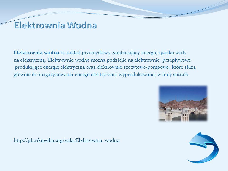 Woda wodociągowa – woda dostarczana do mieszkań, za pośrednictwem komunalnej sieci wodociągowej.