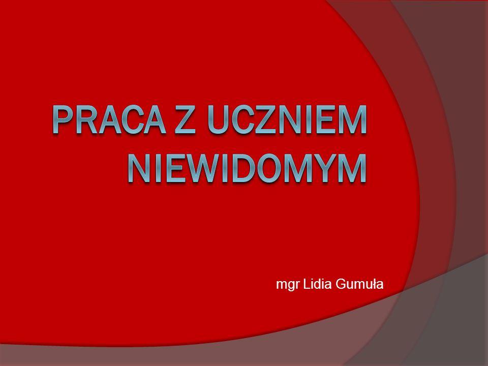 mgr Lidia Gumuła