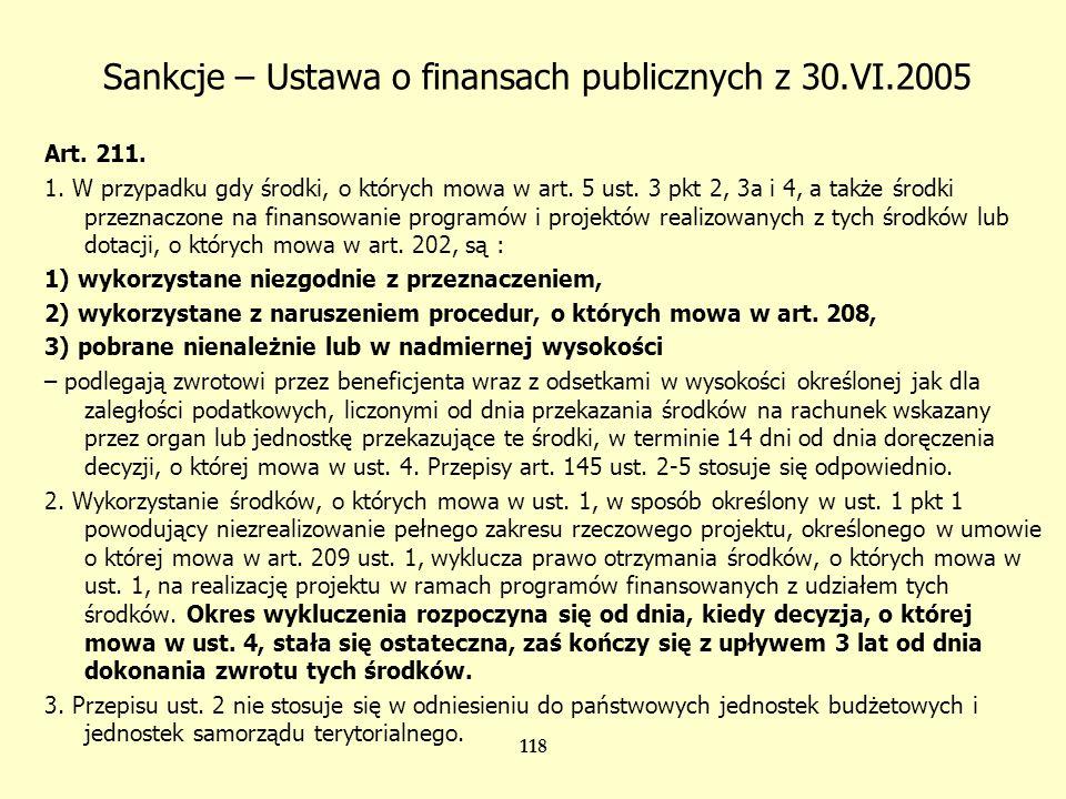 Art. 280 Traktatu o Wspólnotach Europejskich 1.Wspólnota i państwa członkowskie podejmują walkę z oszustwami i wszelkimi innymi nielegalnymi działania