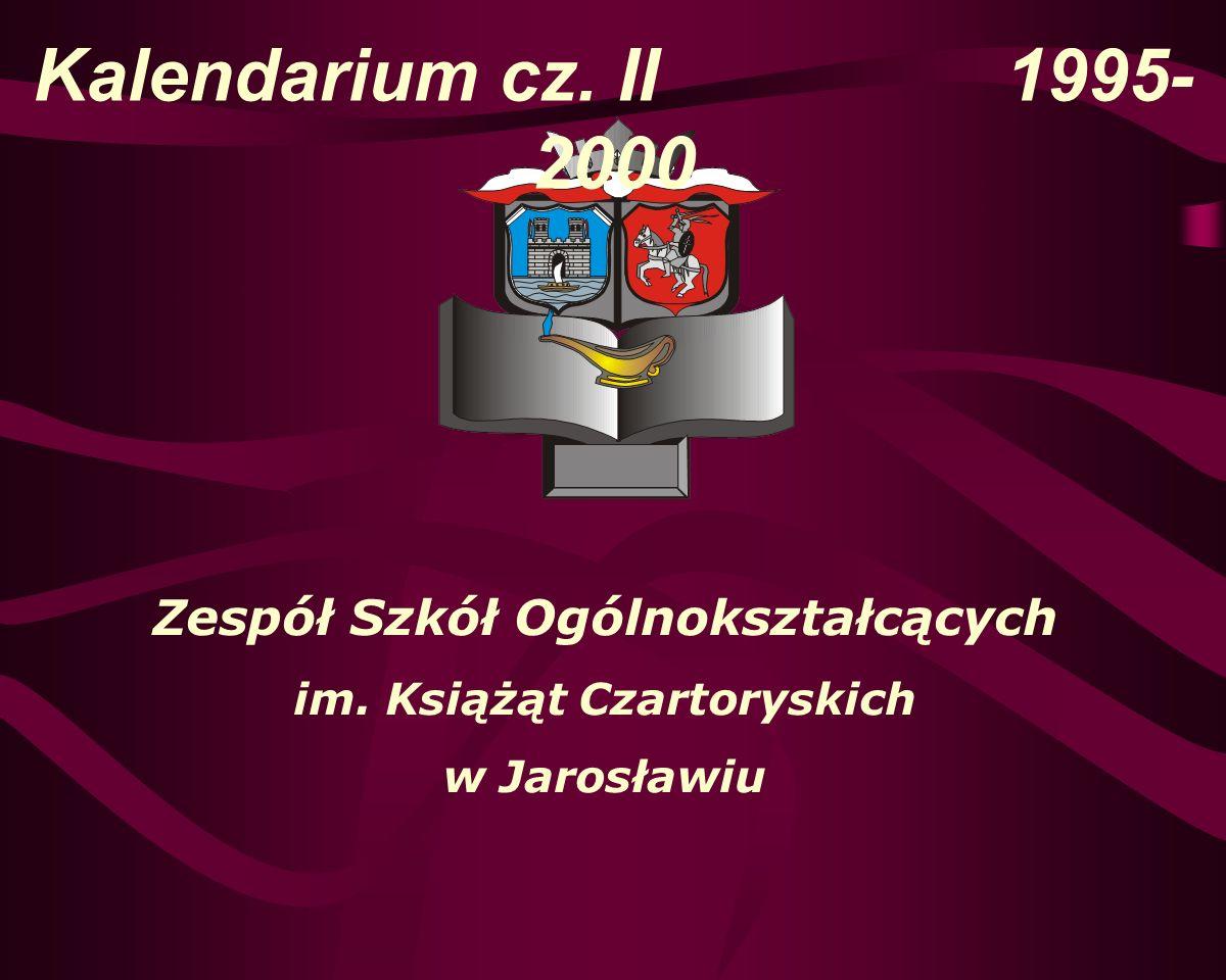 Lipiec-sierpień 97 Nasza szkoła działała również w czasie wakacji.