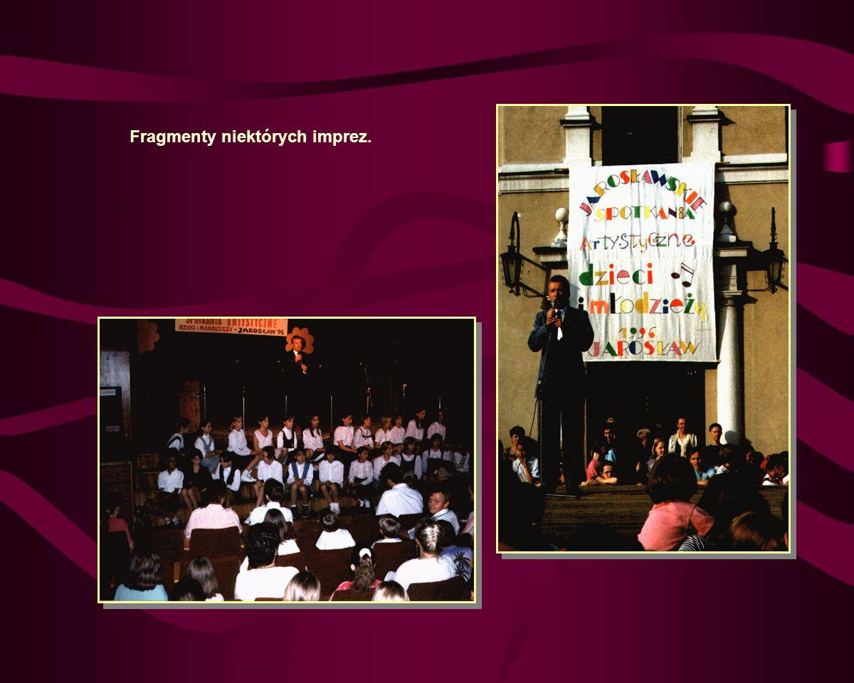 Czwartego października odbył się I Jarosławski Jarmark Muzyczny z udziałem naszych licealistów.