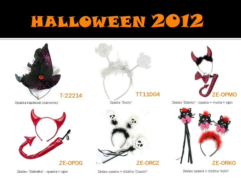 Zestaw halloween 2 nietoperze Krawat Krwawy znak , 4 rodzaje Okulary Krwawy znak , 3 rodzaje Halloween: woalka i dwie podwiązki Zestaw Rokita H467 H461 HB001 HN-14345 Zestaw halloween 3 tarantule HB007 HL6003
