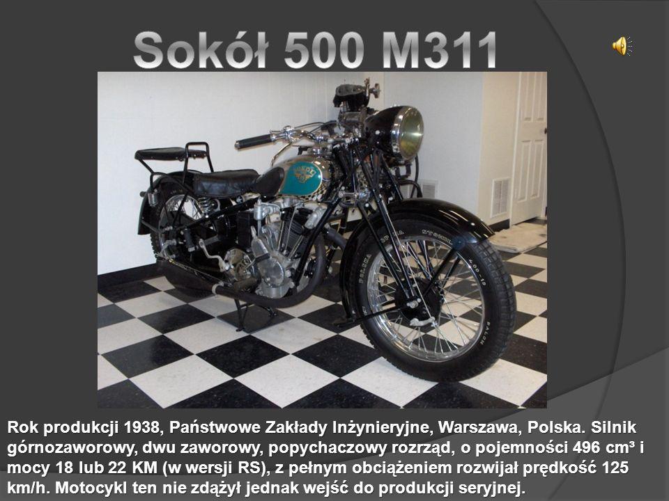 Rok produkcji 1938, Państwowe Zakłady Inżynieryjne, Warszawa, Polska.