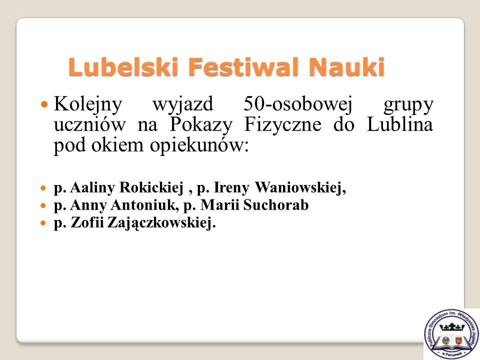 10 października w Adamowie odbyła się Wojewódzka Gimnazjada Młodzieży Szkolnej w Biegach Przełajowych.