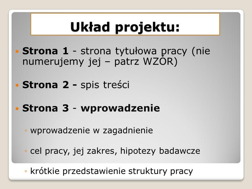Przypis prosty http://www.ie.lodz.pl Przypis do dokumentu z nazwą, z witryny, np.: Kozak M.W., Regiony w Polsce, [z:] http://www.ie.1odz.p1/dokumenty/dokument 001.pdf Bibliografia: