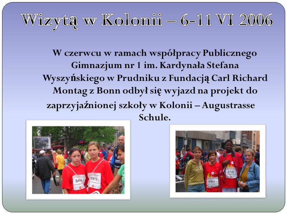 Od dwóch lat w naszej szkole w miesi ą cu czerwcu organizowany jest Gimpik.