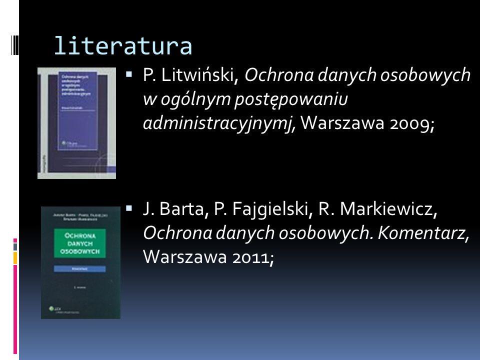 literatura P.