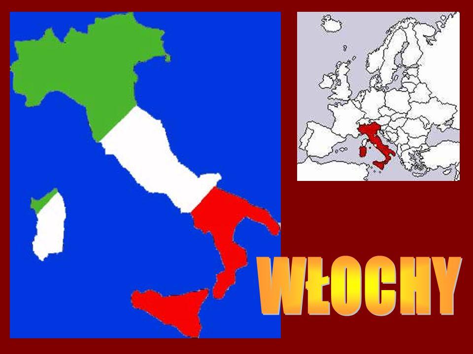 Oblewają je wody kilku akwenów Morza Śródziemnego: Morze Liguryjskie, Morze Tyrreńskie, Morze Jońskie i Morze Adriatyckie.