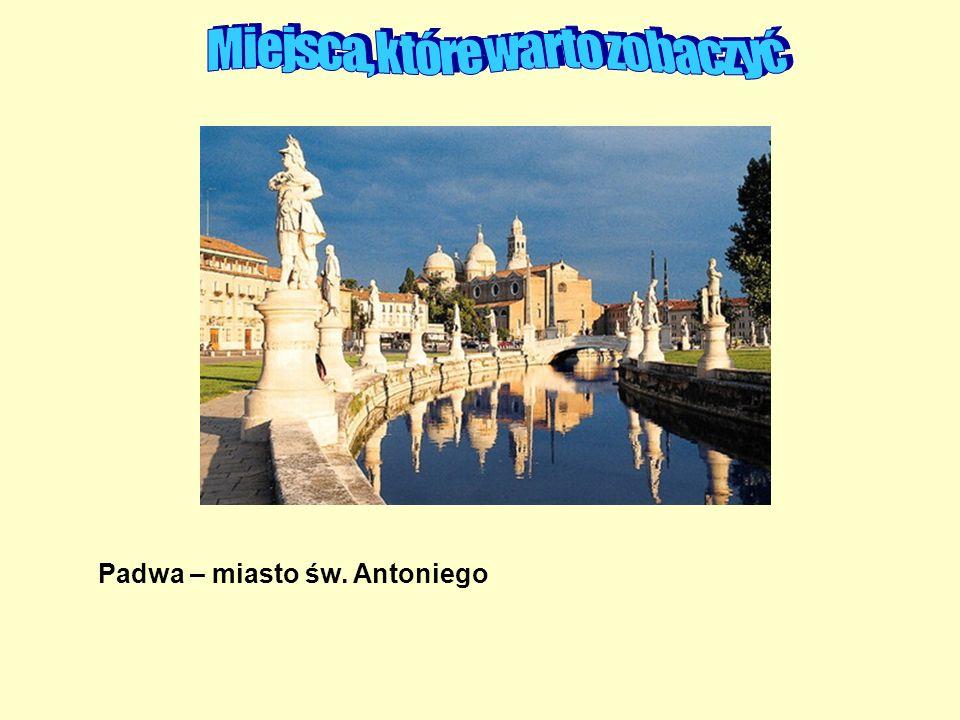 Padwa – miasto św. Antoniego
