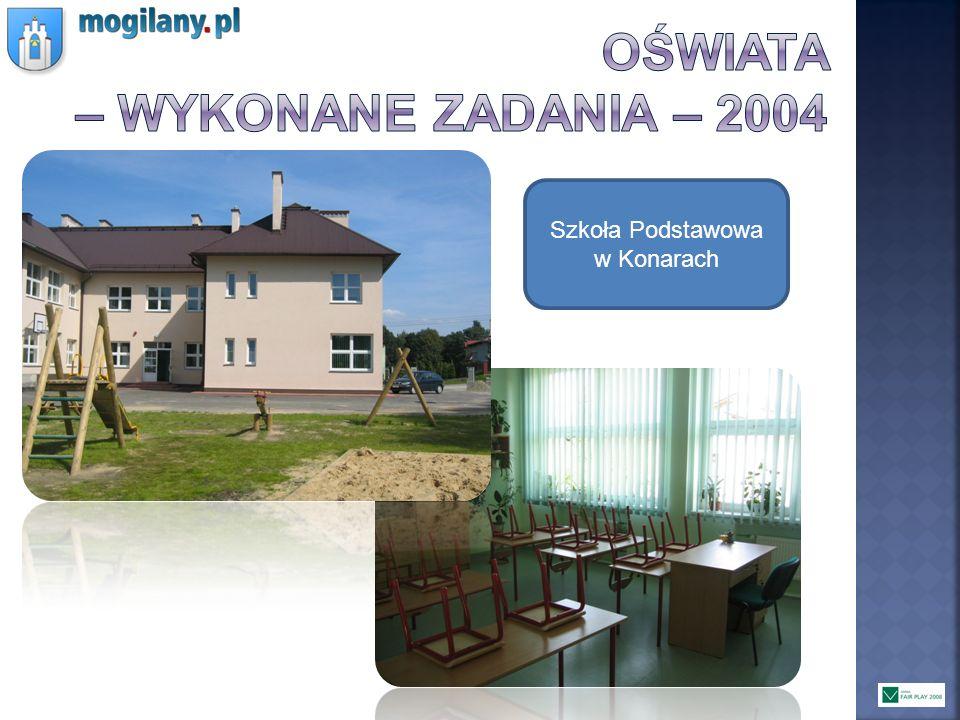 Szkoła Podstawowa w Konarach