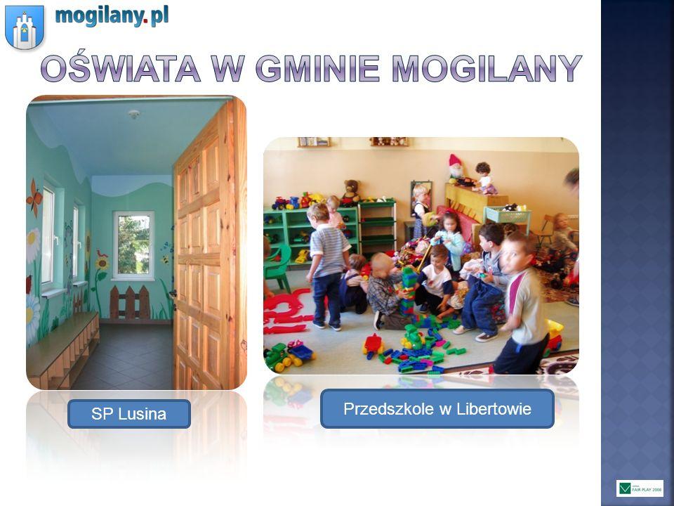 SP Lusina Przedszkole w Libertowie