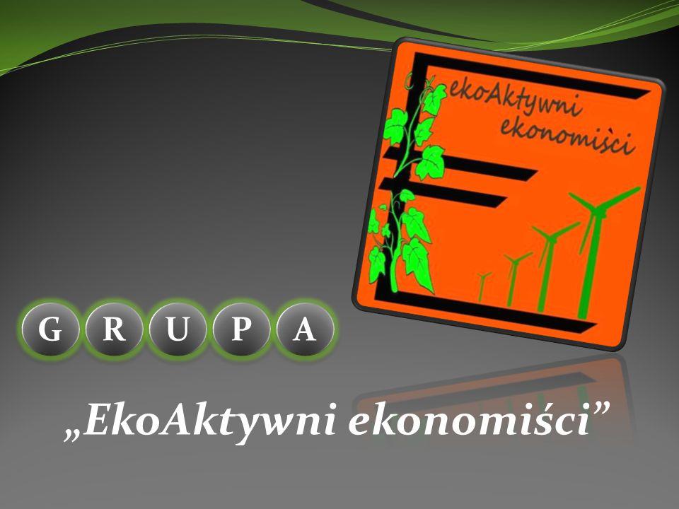 EkoAktywni ekonomiści R R U U P P G G A A