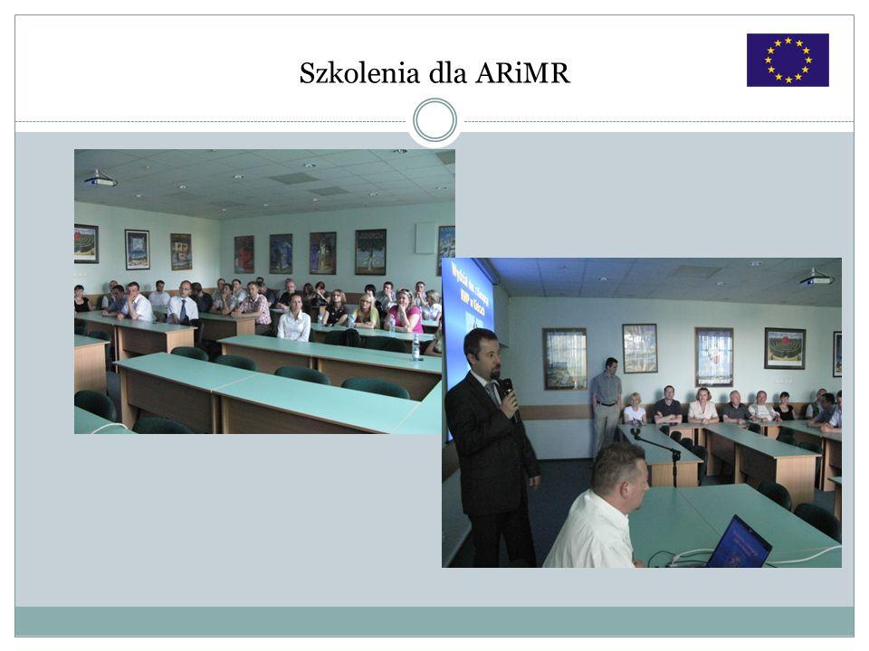 Szkolenia dla ARiMR