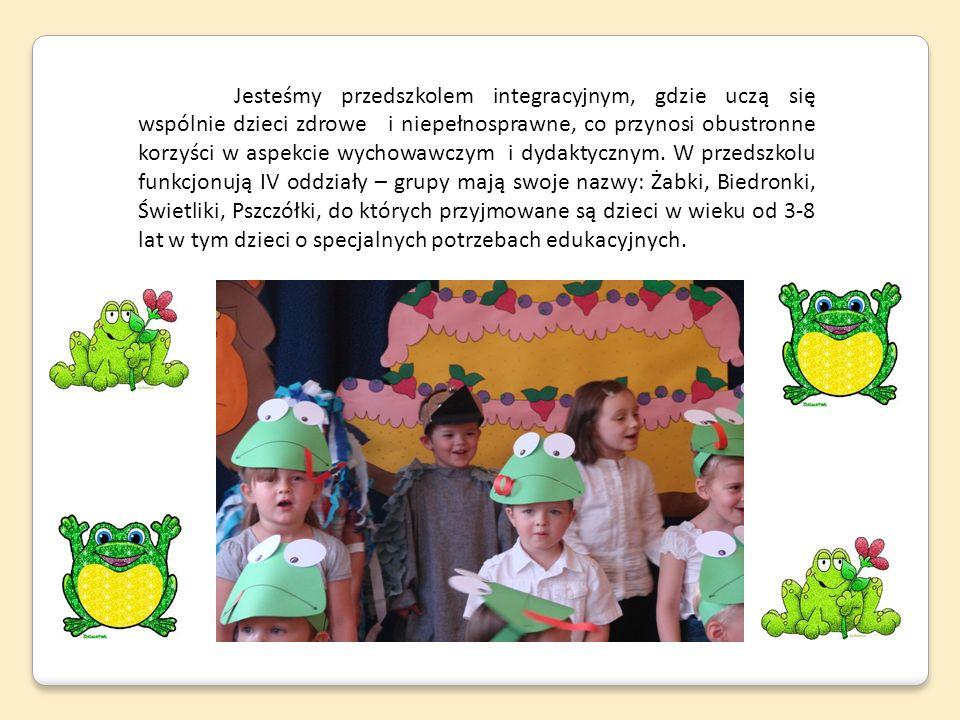 Przedstawiamy Państwu ciekawe programy i przedsięwzięcia jakie od wielu lat funkcjonują na terenie naszego przedszkola.