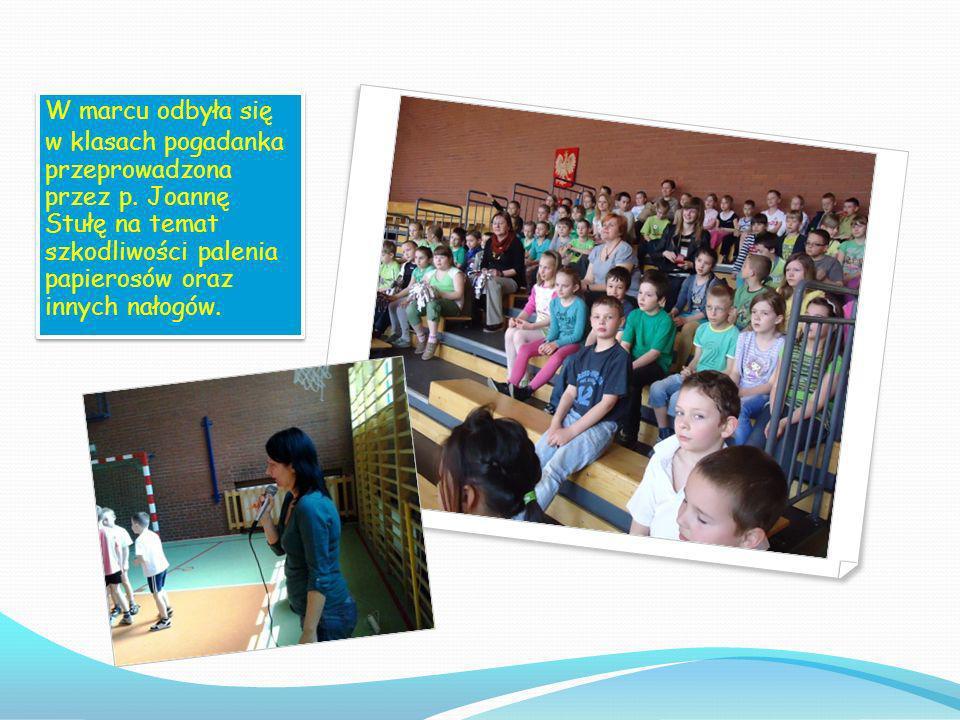 W marcu 2013 roku wśród naszych uczniów została przeprowadzona akcja obliczania własnego BMI pod kontrolą nauczyciela wychowania fizycznego p. Klaudiu