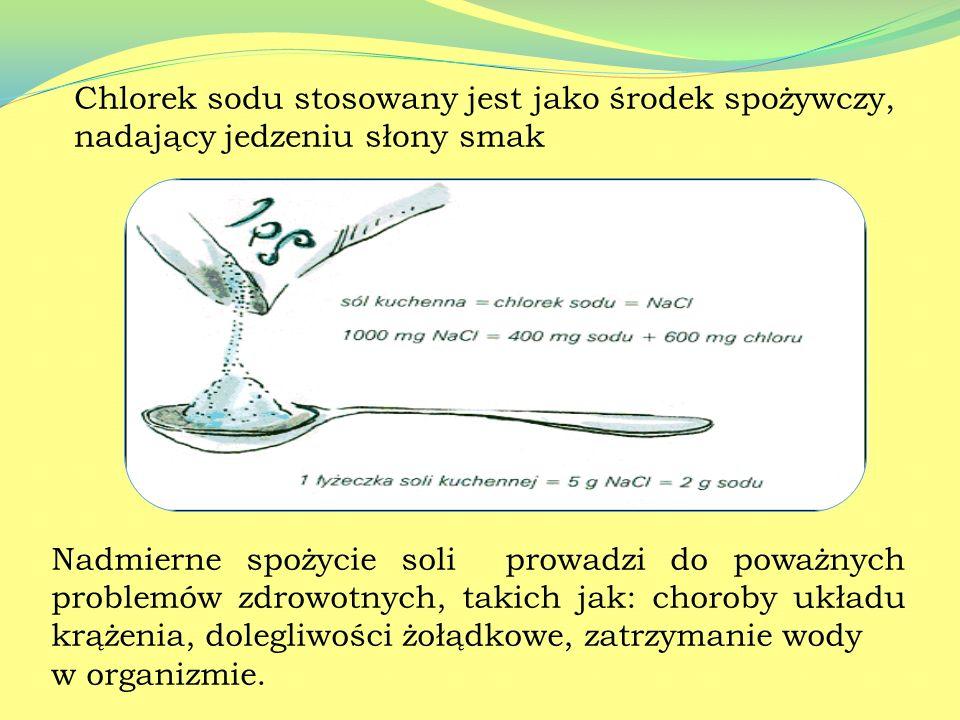 Największym producentem soli w Polsce jest Kopalnia Soli w Kłodawie.