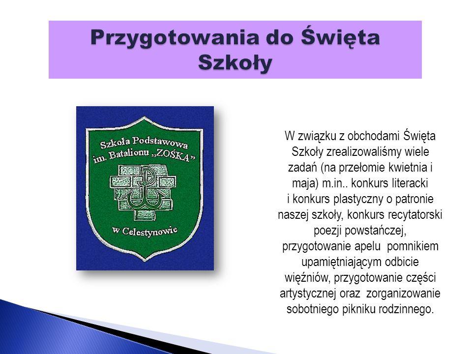 W dniu 26 kwietnia 2013 roku odbył się w naszej szkole II Bieg Papieski.