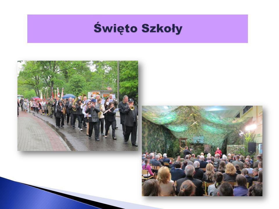 24 maja obchodziliśmy 5 rocznicę nadania szkole imienia.