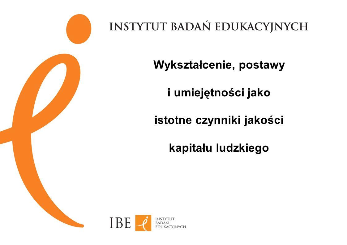 1.8.MOBILNOŚĆ EDUKACYJNA - w 2008 r.