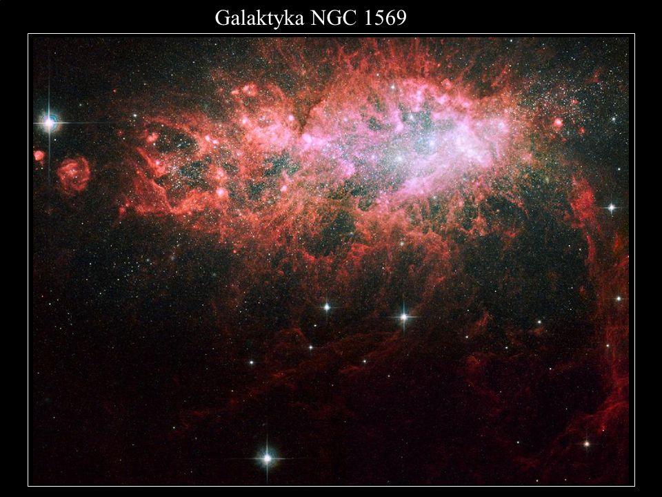 Bartosz Jabłonecki Galaktyka NGC 1569