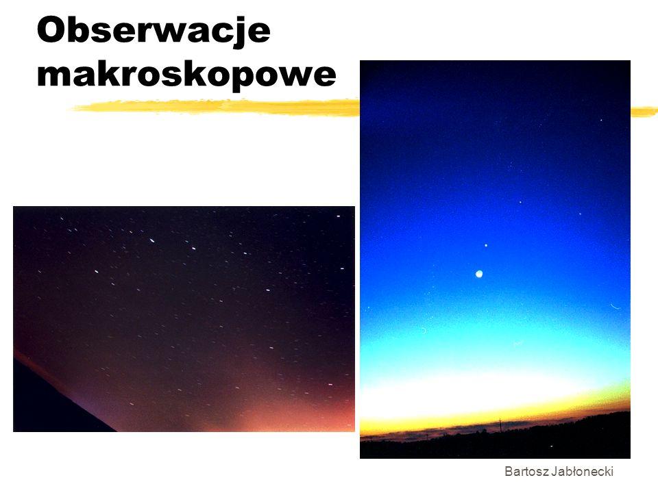 Obserwacje makroskopowe Bartosz Jabłonecki