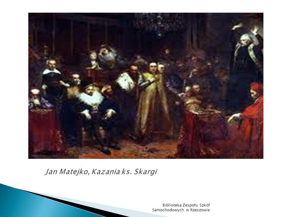 Skarga aktywnie uczestniczył w życiu społecznym i politycznym Rzeczypospolitej.