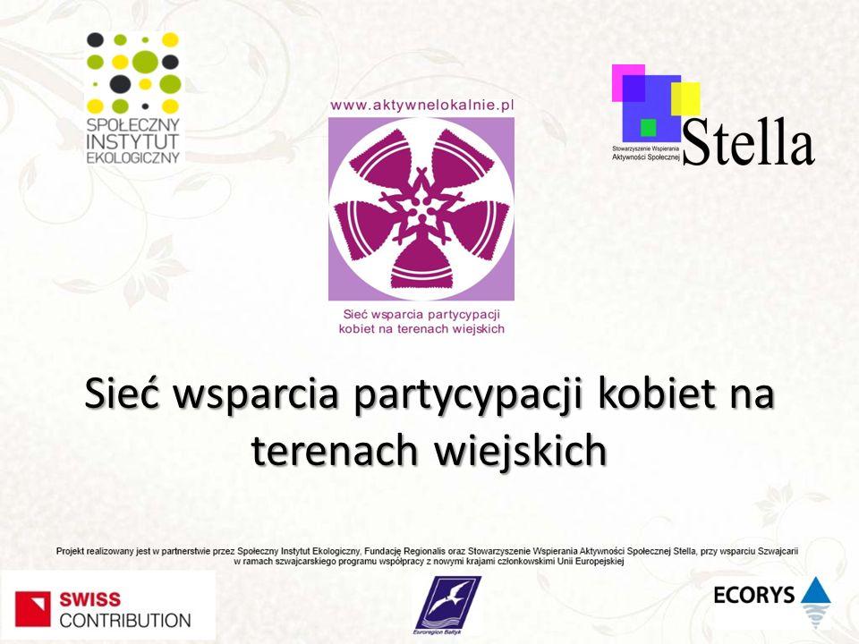 Prezentacja wyników badań przeprowadzonych w wybranych gminach na temat partycypacji Analiza SWOT i rekomendacje