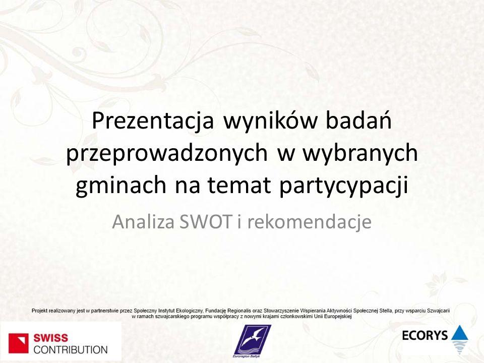 Dokumenty programowe gmin 2.