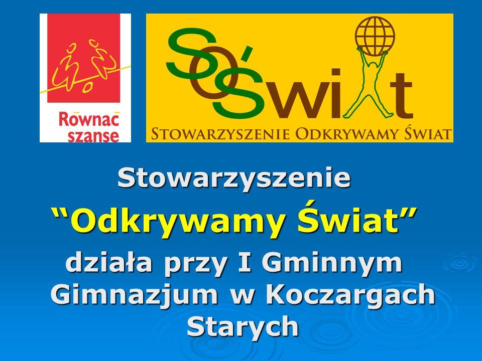 Stowarzyszenie otrzymało dotację w Regionalnym Konkursie Grantowym 2012 na realizację projektu Razem: Szybciej, Bezpieczniej, Wygodniej.