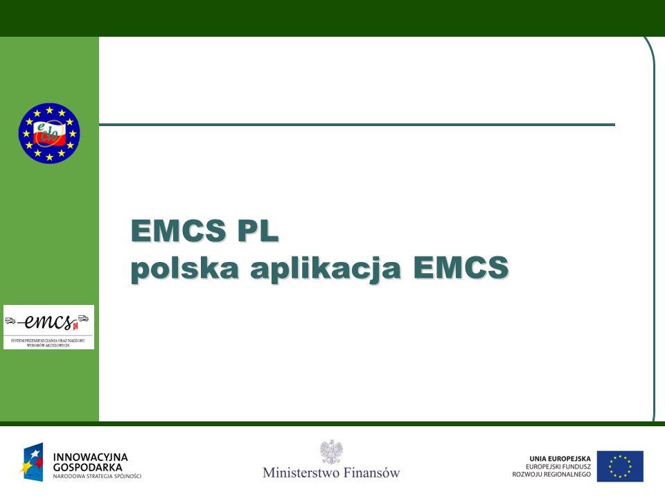 EMCS PL polska aplikacja EMCS