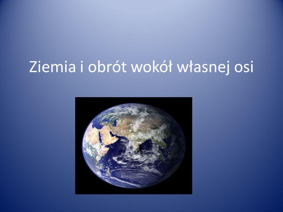 Ziemia (łac.Terra) trzecia, licząc od Słońca, a piąta co do wielkości planeta Układu Słonecznego.