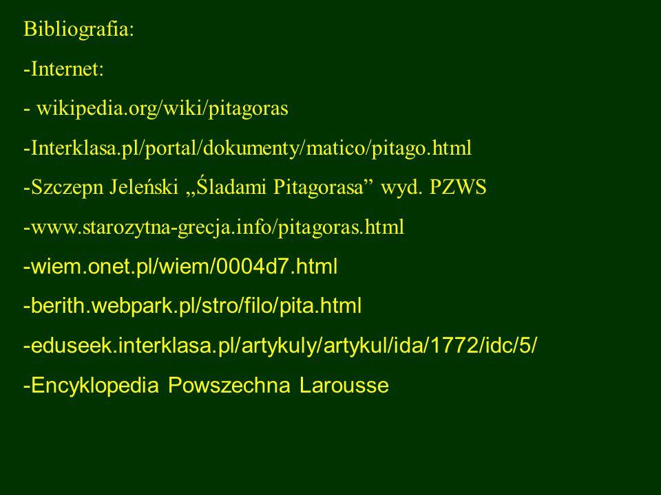 Szkoła Pitagorejska