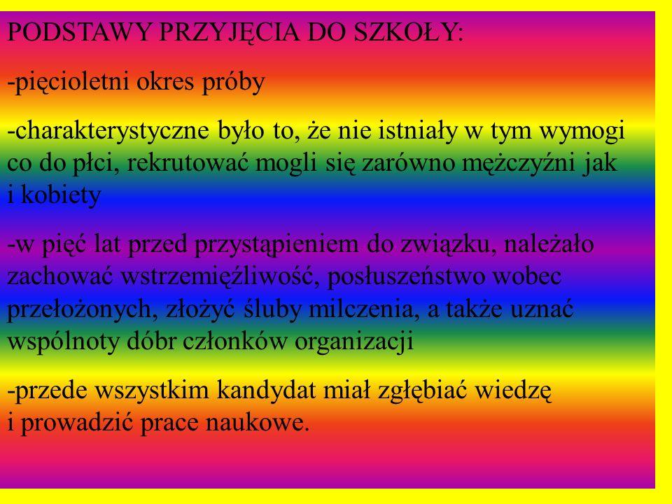 Bibliografia: -Internet: - wikipedia.org/wiki/pitagoras -Interklasa.pl/portal/dokumenty/matico/pitago.html -Szczepn Jeleński Śladami Pitagorasa wyd.