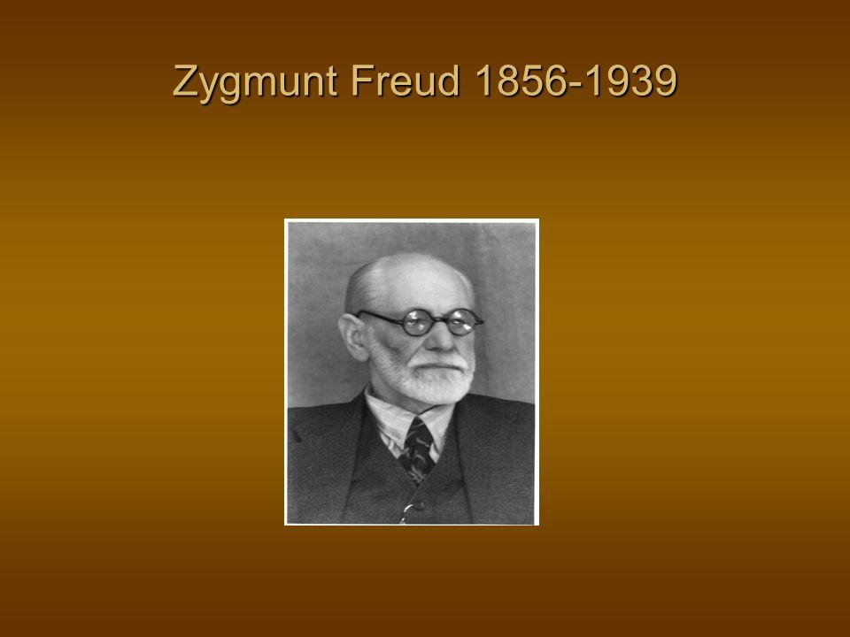 Zygmunt Freud 1856-1939