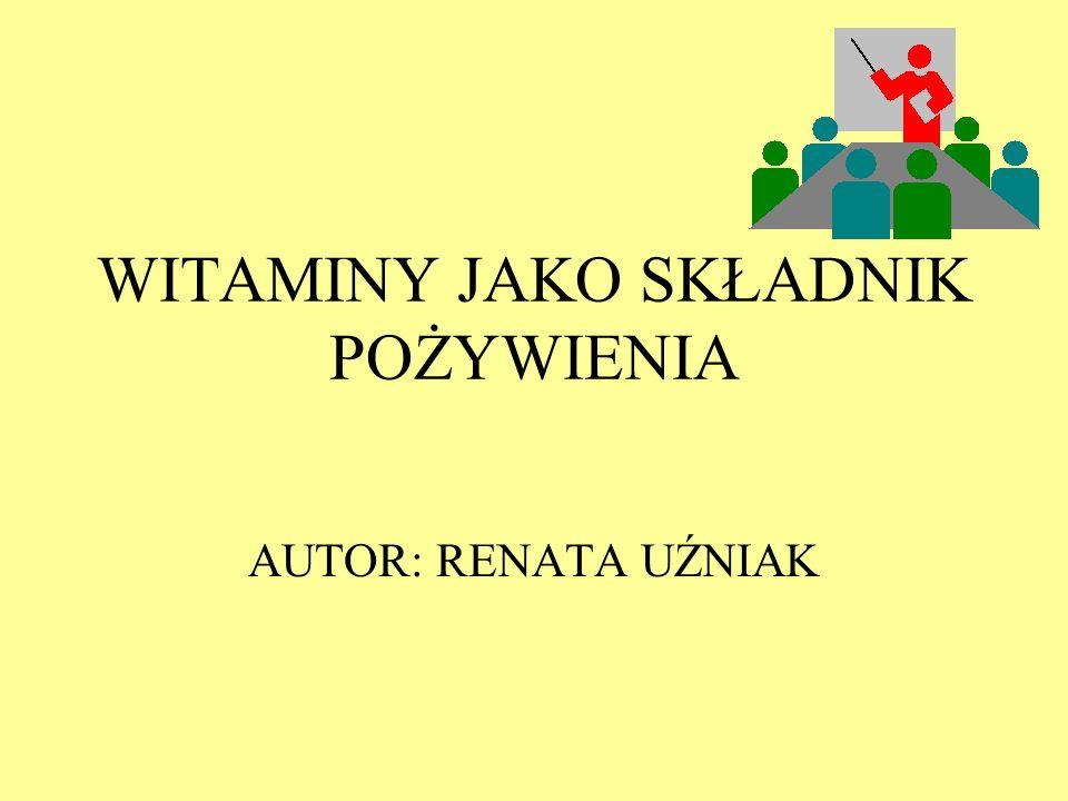 2 TERMIN WITAMINA wprowadził Kazimierz Funk w 1911 roku.