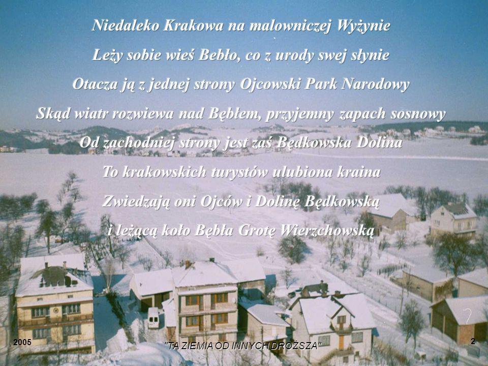 2005 TA ZIEMIA OD INNYCH DROŻSZA 32 Krzyże i kapliczki