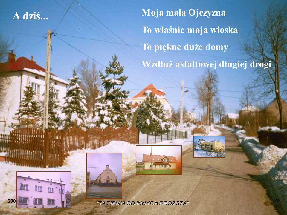 2005 TA ZIEMIA OD INNYCH DROŻSZA 22 Po odzyskaniu niepodległości w 1918 r.
