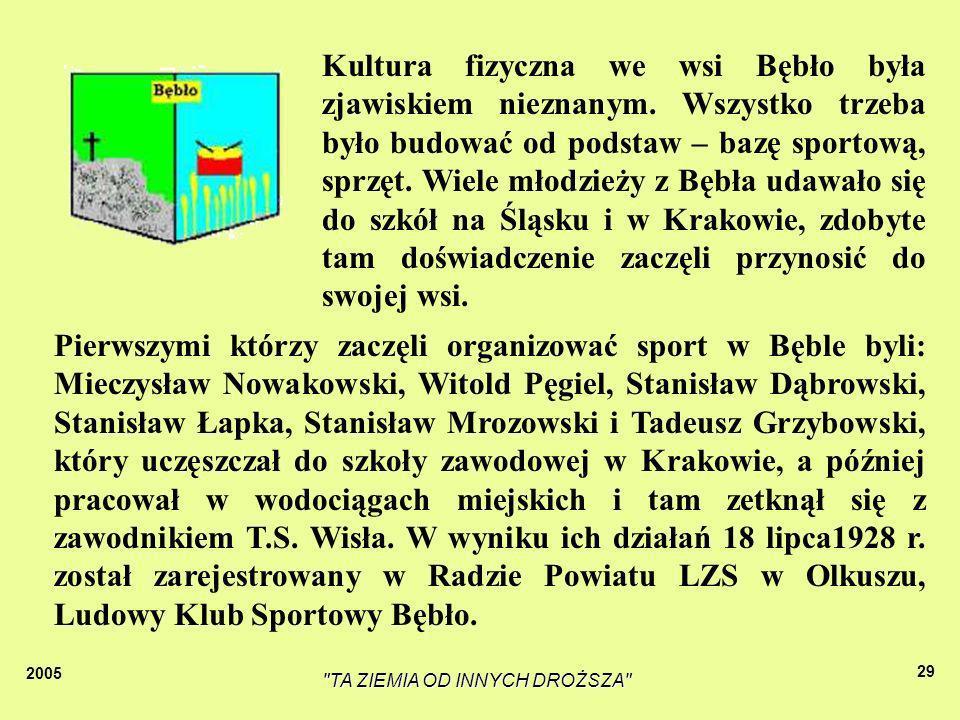 2005 TA ZIEMIA OD INNYCH DROŻSZA 28