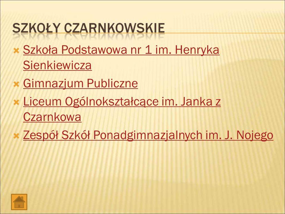 Szkoła Podstawowa nr 1 im.Henryka Sienkiewicza Szkoła Podstawowa nr 1 im.