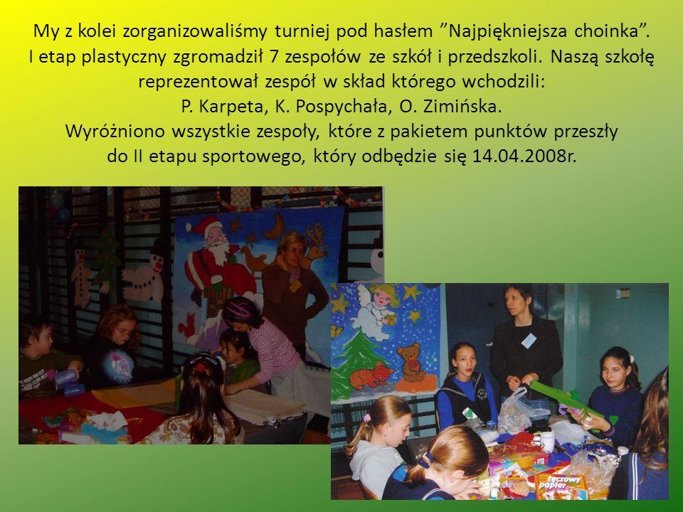 Iskierka radości W tym roku w ramach akcji,,Iskierka Radości organizowane przez Stowarzyszenie Płomień Radości zorganizowano szereg przedsięwzięć.