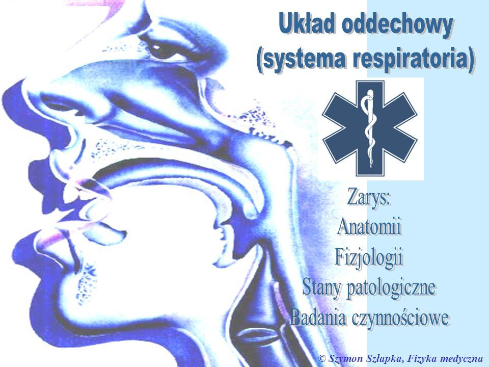 © Szymon Szłapka, Fizyka medyczna