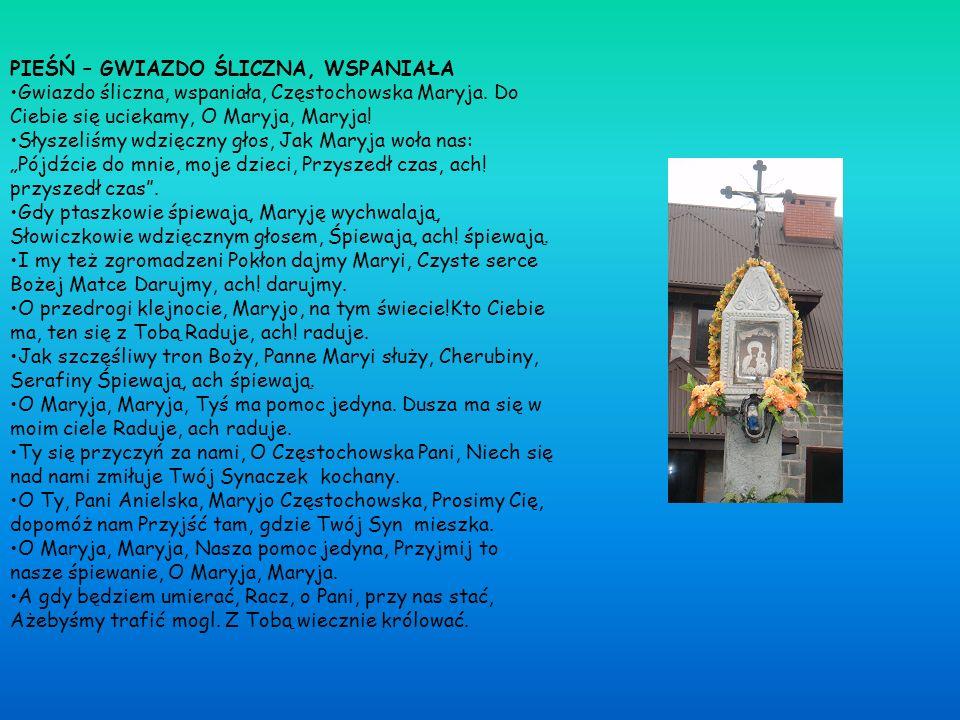 Święty Juda Tadeusz Przy szlaku z Boraczej na Lipowską znajduje się kapliczka – płaskorzeźba św.
